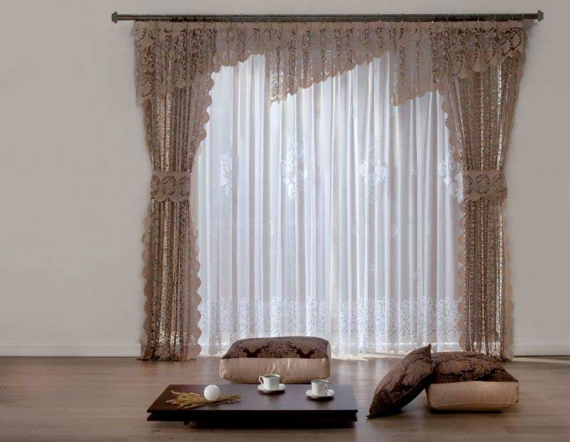 New curtain designs ideas and colors 2018 for any room - Curtain new design ...
