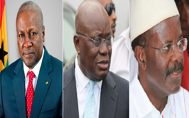 Who's ready for 2016 polls? NDC, NPP say they are winning but other parties upbeat