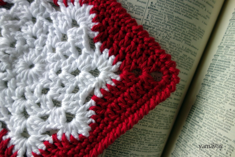 Christmas Is Coming Yarnaway A Crochet Scrapbook