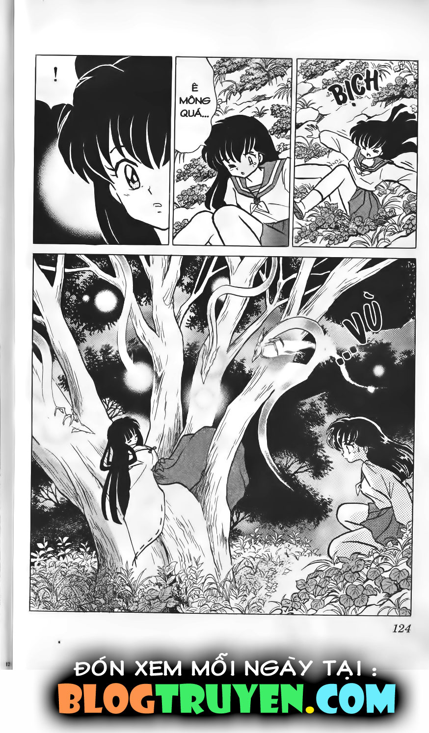 Inuyasha vol 08.7 trang 11