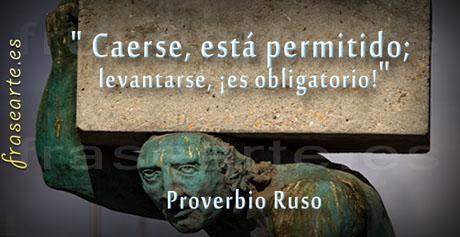 Proverbio Ruso –