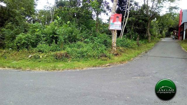 Tanah dekat Kampus PPPPG Kesenian