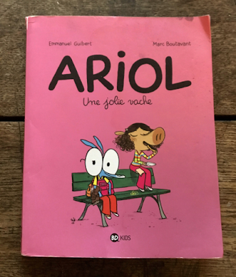 детские книжки на французском языке, французский язык для детей,