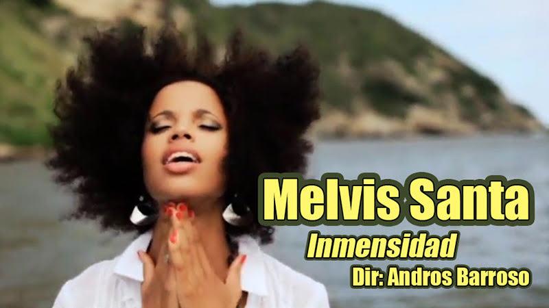 Melvis Santa - ¨Inmensidad¨ - Videoclip - Dirección: Andros Barroso. Portal Del Vídeo Clip Cubano