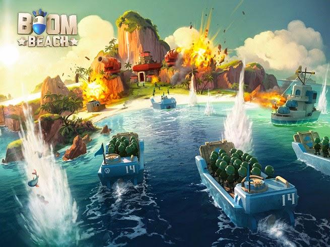 Game: Boom Beach (iOS)