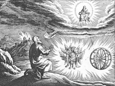 Risultati immagini per dio alieno bibbia