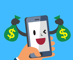 Earning money online : Earn money from your phone easily and