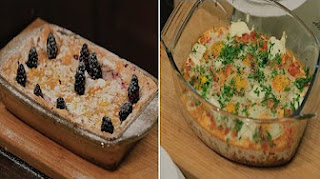برنامج أميرة في المطبخ 8-3-2017 طريقة عمل قرنبيط بالجبنة البارميزان - شكشوكه - سوفليه الشوفان مع أميرة شنب