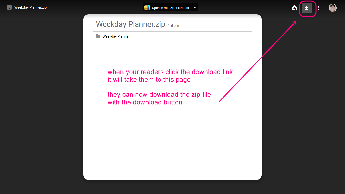 How To Add A Direct Download Link To Blogger Posts | The