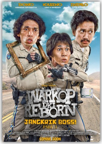Nonton Film Movie Download Film Warkop DKI Reborn (2016 ...