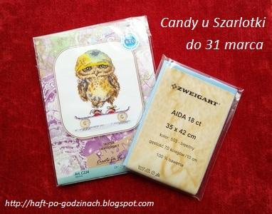 Candy u Szarlotki