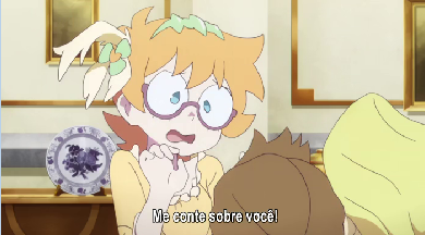 Little Witch Academia – Episódio 10