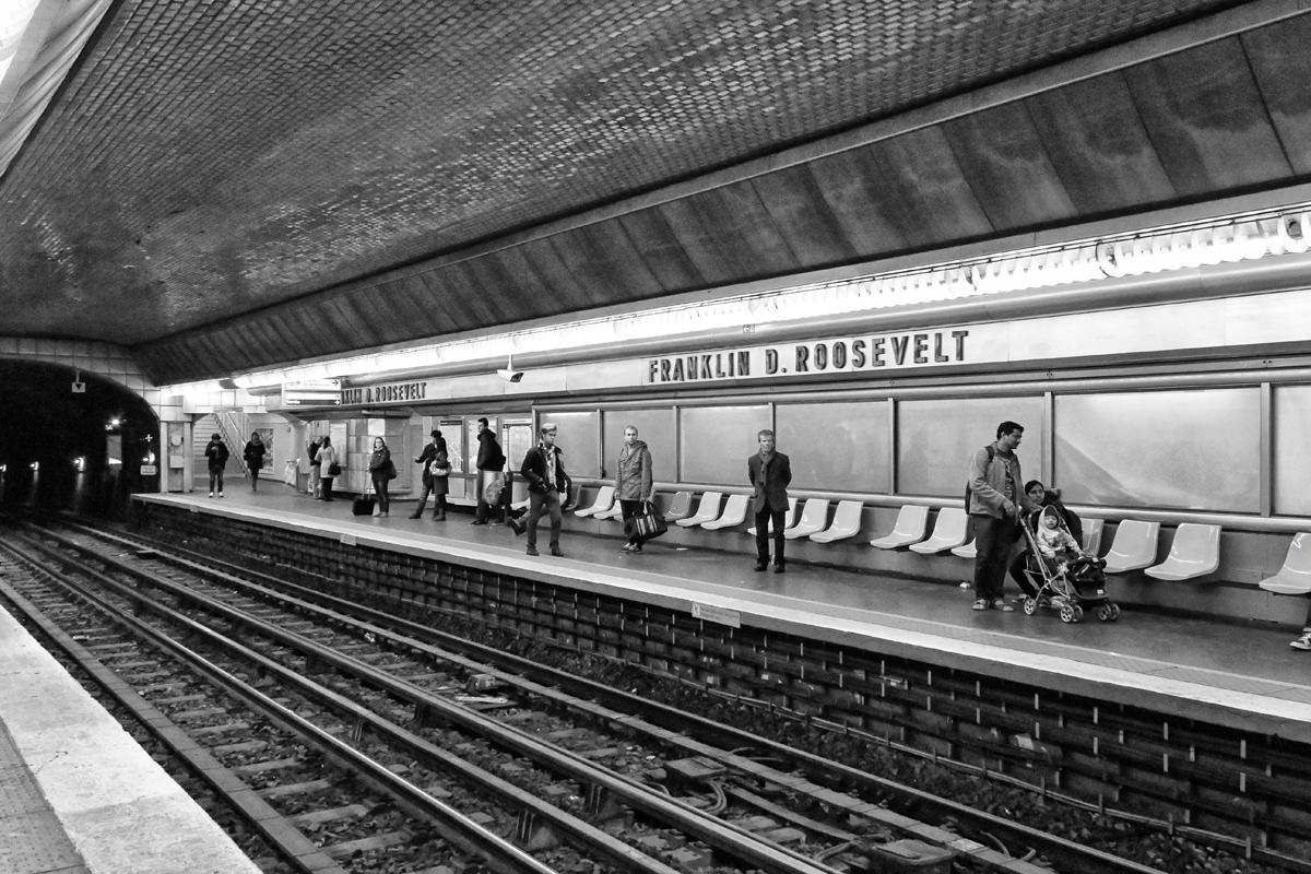 Paris fvdv de parijse metro jaar historie en design deel