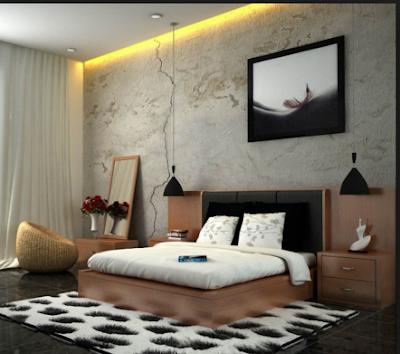 Desain Lampu Gantung Untuk Dekorasi Kamar Yang Cantik Dan Modern