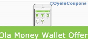 Ola money wallet offers add money coupons