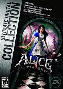 Alice Madness Returns The Complete Collection (PC)