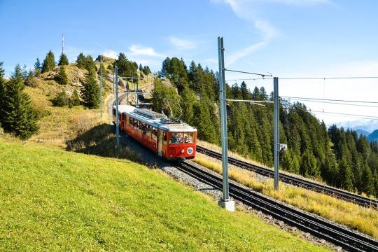 Rigi Bahnen, Swiss