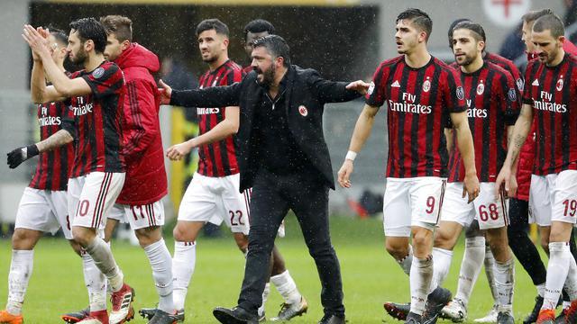 AC Milan Musim Ini