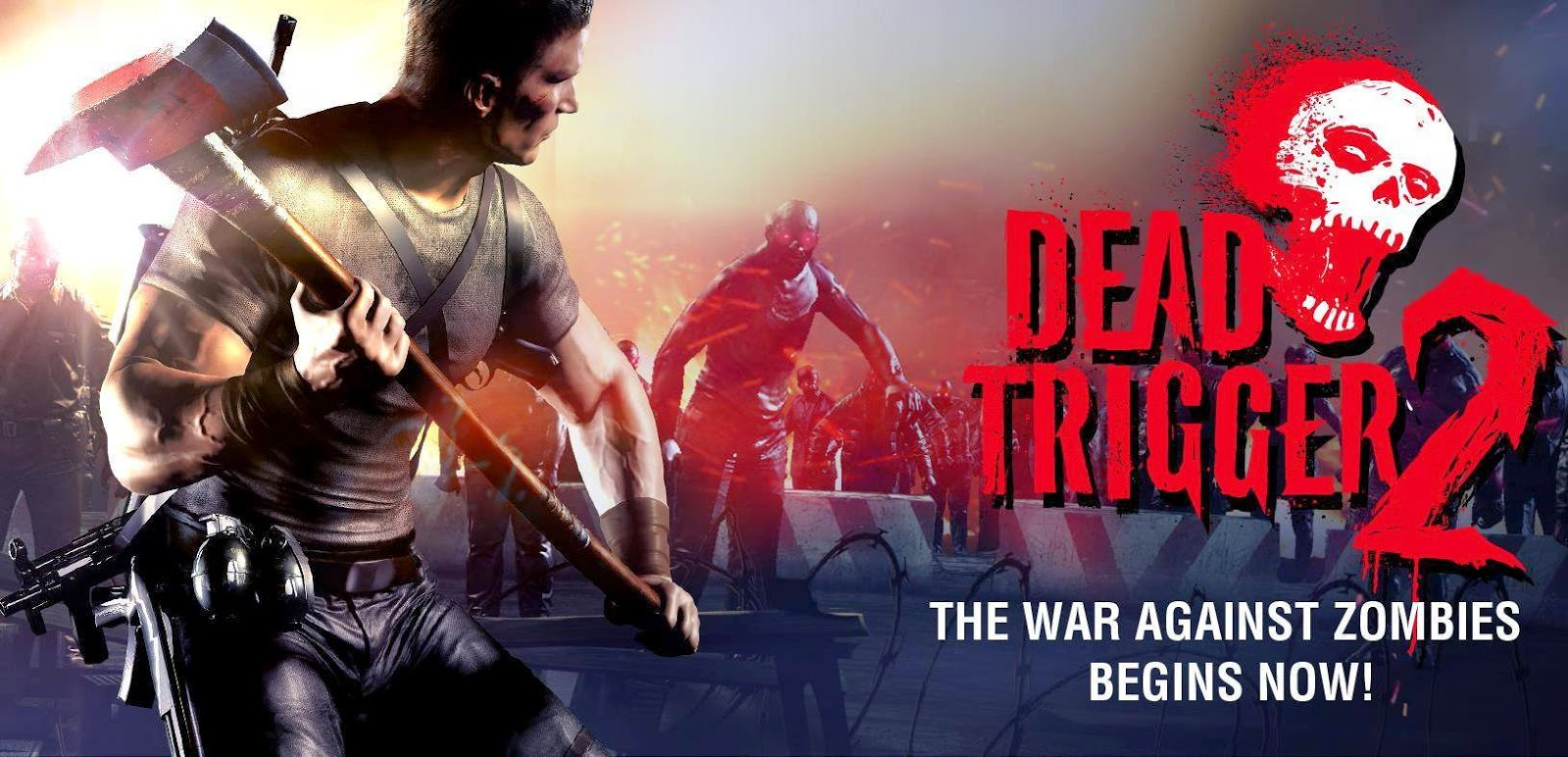 Dead Trigger 2 V1 6 9 Apk Data Android Game Review