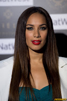 Leona Lewis Ariella Couture Fashion Show at 250 Bishopsgate in London