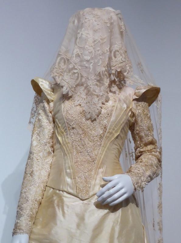 Sherlock Abominable Bride Lady Carmichael costume