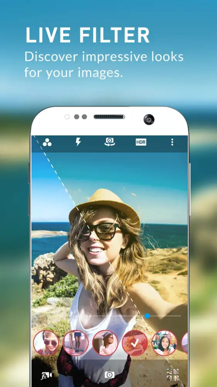 Glanceable Tech Solutions: 10 Best Camera Apps for Android