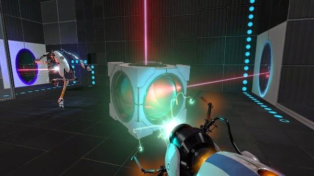 Portal 2 PC Games Screenshots