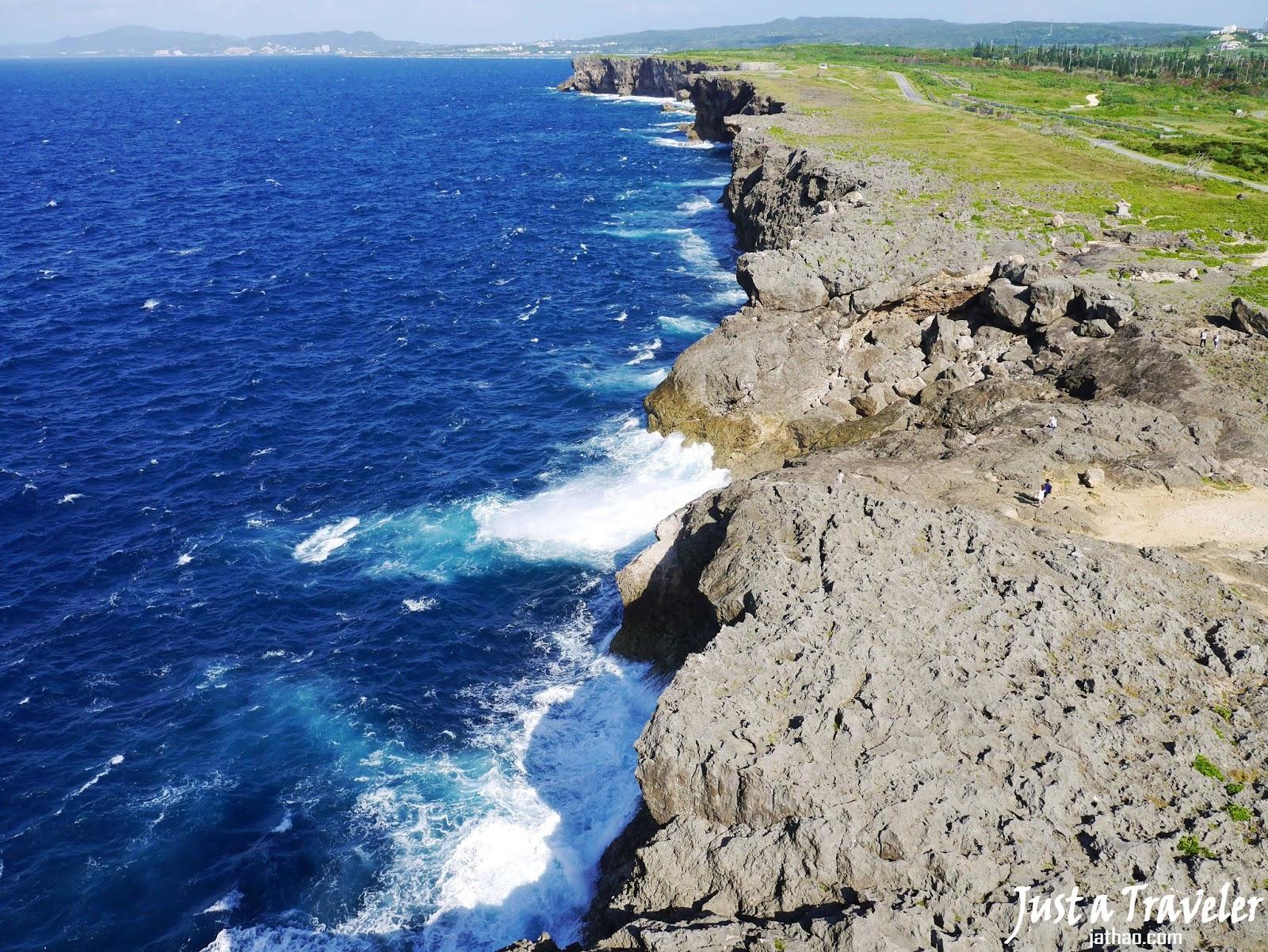 沖繩-沖繩景點-推薦-殘波岬-沖繩自由行景點-沖繩中部景點-沖繩旅遊-沖繩觀光景點-Okinawa-attraction-Zanpa-Toruist-destination