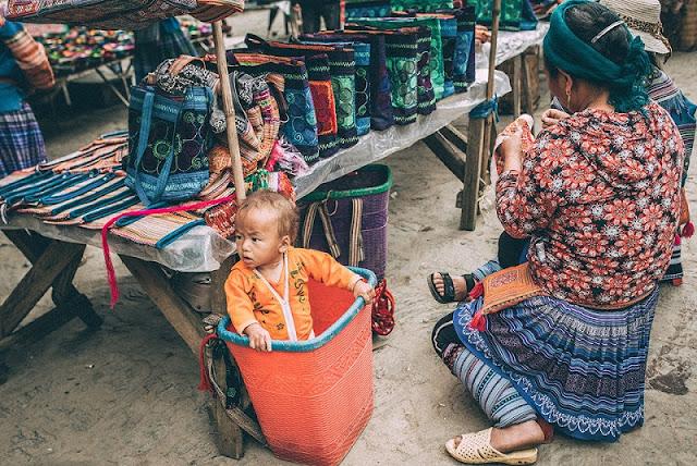 Discover The Unique Culture Of Bac Ha Market 9