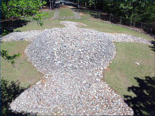 Rock Eagle Mound, Georgia