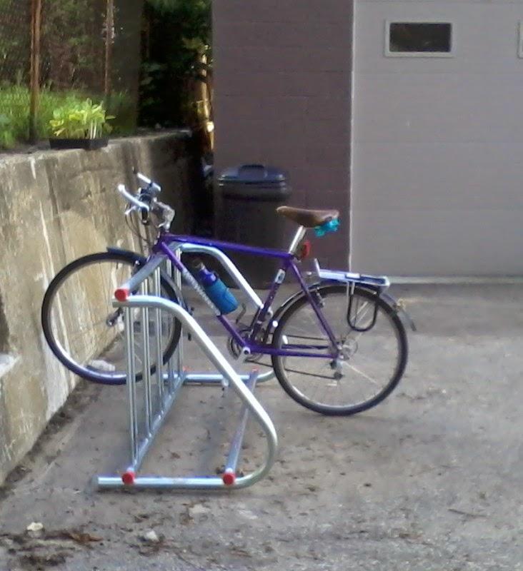 Bicycle Racks Amp Repair Station Bike Cargo Love Your Ride