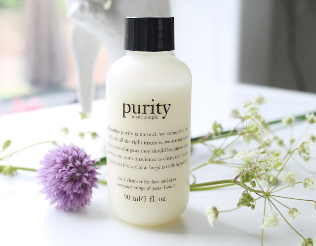 Philosophy Purity Made Simple facial cleanser for sensitive skin