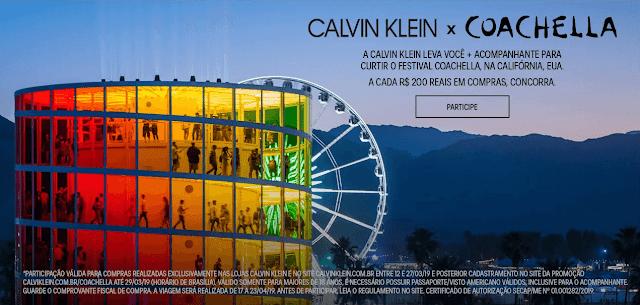 CALVIN KLEIN x Coachella #MyCalvins #Coachella #CKFestival #california #ck #calvinKlein #topdapromocao #CalvinKleinUnderwear