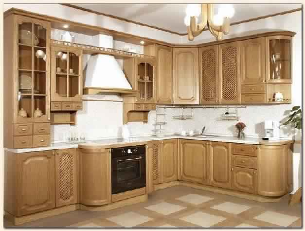 repeindre cuisine bois relooking cuisine bois en 18. Black Bedroom Furniture Sets. Home Design Ideas