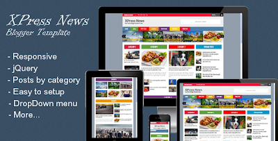 XPress News – Themeforest