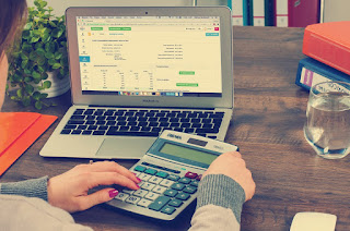 posting  catatan keuangan kedalam buku besar