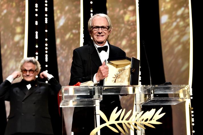 Ken Loach, Palma de Oro 2016