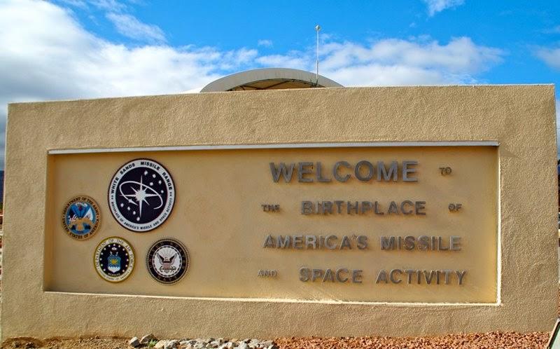 White Sands Missile Range, WSMR, White Sands Museum, White sands New Mexico, White Sands Missile Park, Missile Park Museum in New Mexico, United States, White Sands Missile Range Museum