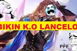 Cara Mengalahkan Lancelot dengan Sangat Mudah! Fans ML Masuk!