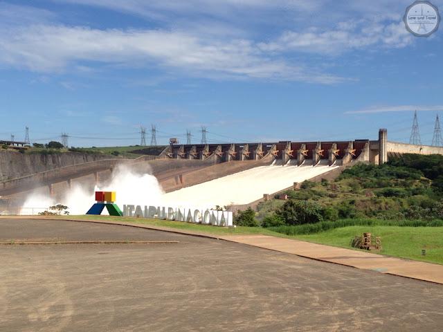 hidroelétrica binacional itaipu