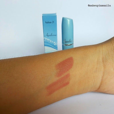 Fashion 21 Arctic Stone Lipstick