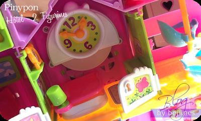 Jeux Enfants : L'Hôtel Pinypon