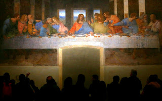 powerful imagery of sacrifice and love make Holy Thursday a time for harmony