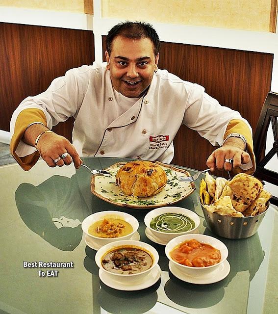 SPICE GARDEN Chef Bharat Batra