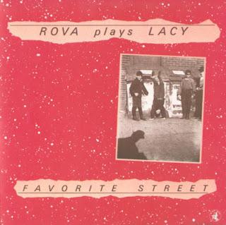 Rova Saxophone Quartet, Favorite Street
