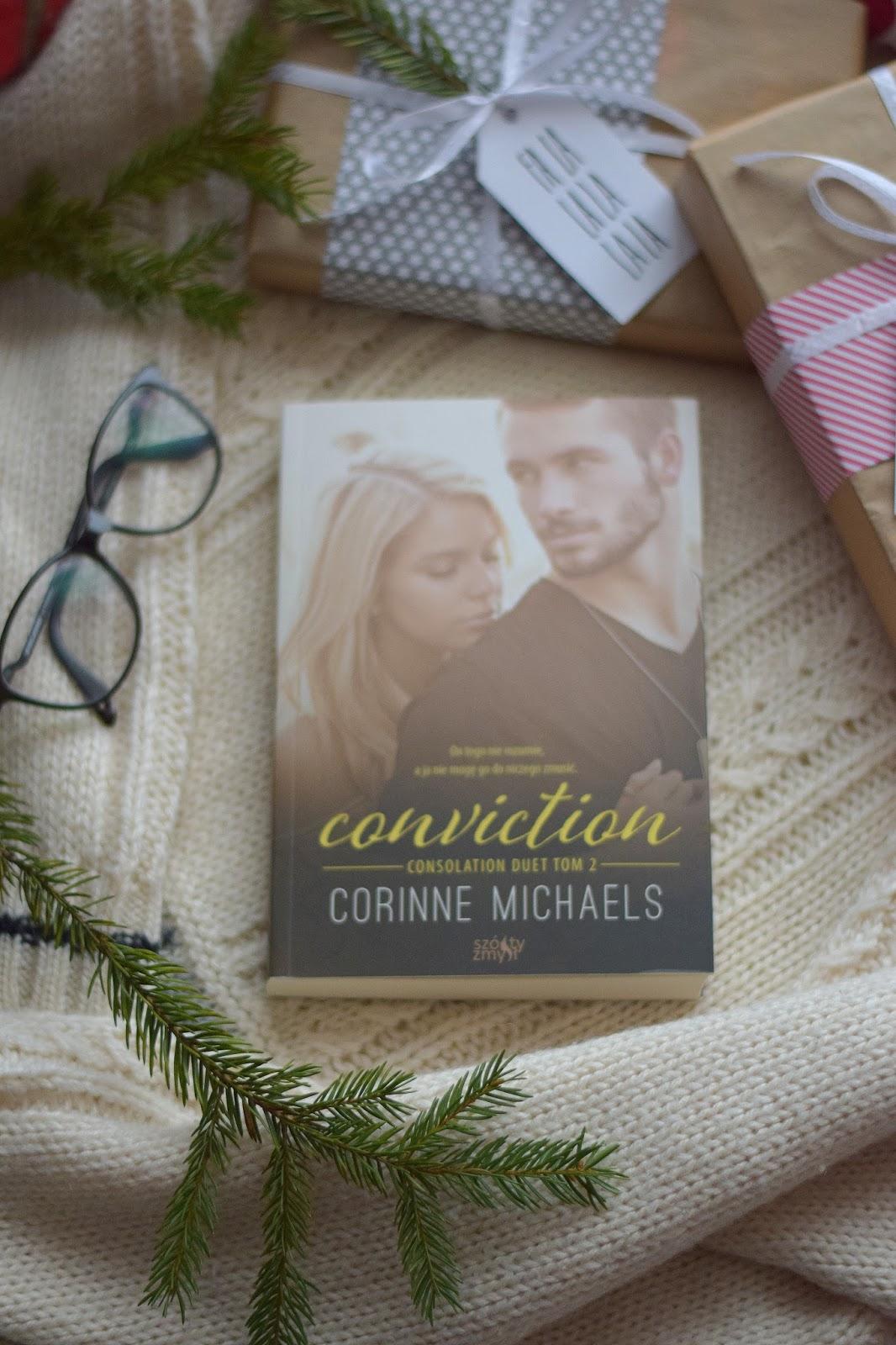 Corinne Michaels, Conviction