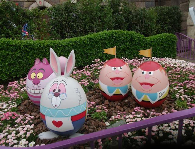Tokyo Disneyland Alice In Wonderland