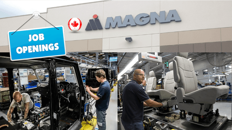 Recruitemnt At Magna Company Canada Worldswin Jobs Apply And Travel Destinations