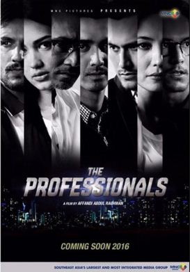 The Profesionals (2016) WEB-DL 720p
