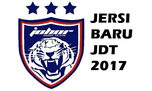 JERSI BARU JDT 2017 nike